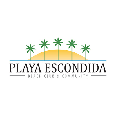 Playa escondida